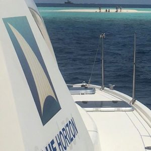 Sand bank maldives horizon sunshinecoast awesome sailing yacht lifestyle adventureshellip