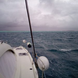 Wind 37 knots maldives sail yacht sealife skipper crew yachtinghellip