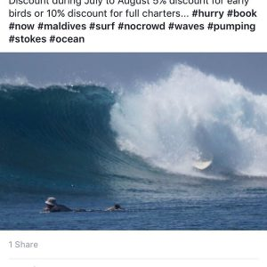 The swell is here actionsports holiday awesome wave sports allinclusivehellip