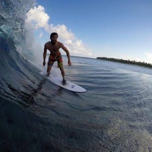 Power of nature enjoyed south maldives surf wave maldivas maldivyhellip