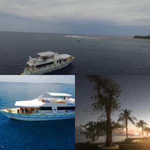 Winter ? And yet warm Maldives charter maldiverna cruise yachthellip