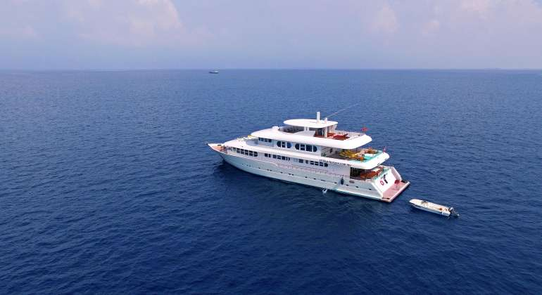 Horizon 3 Maldives Liveaboard (M/Y)