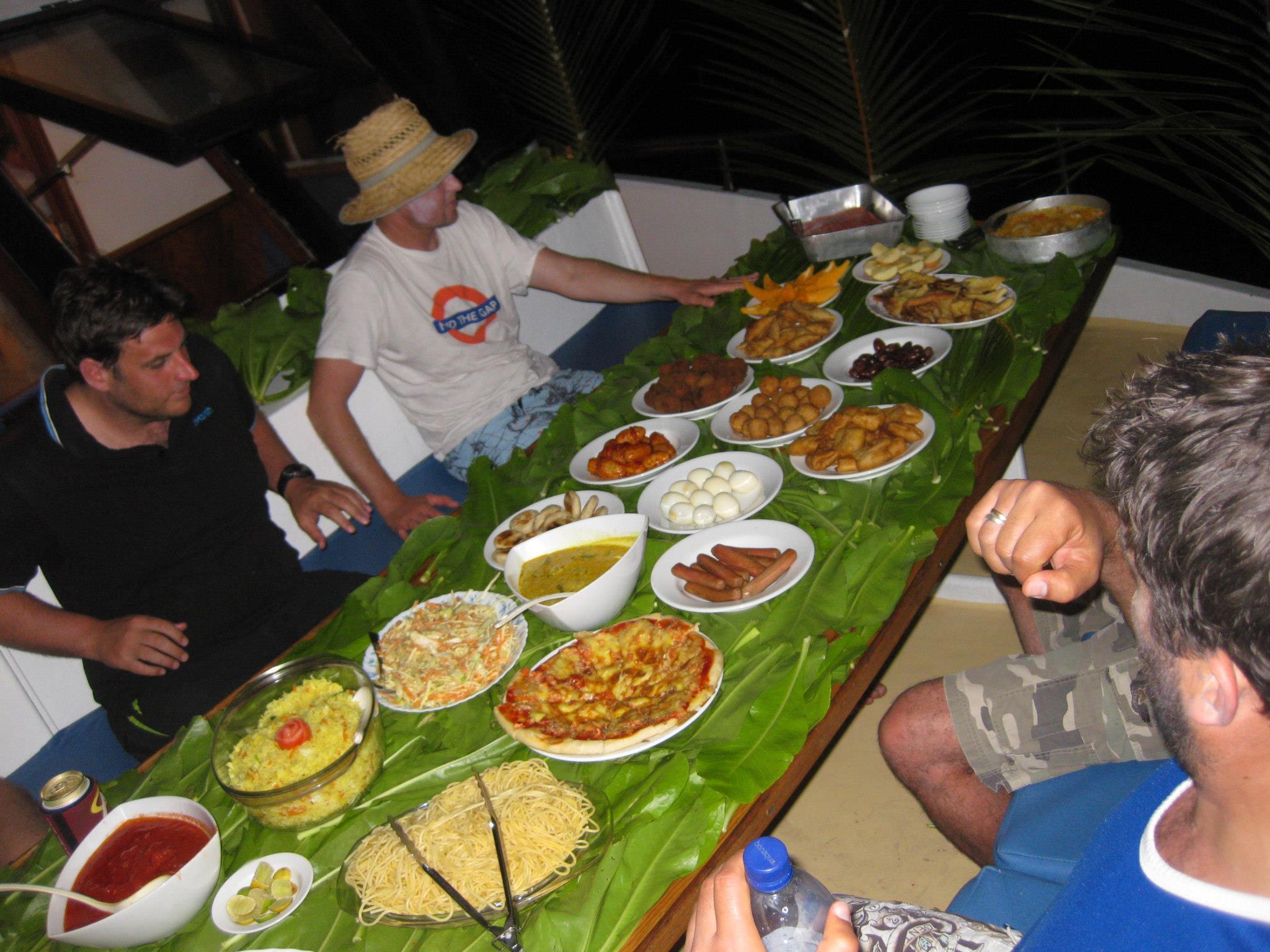 Dinner on Horizon II
