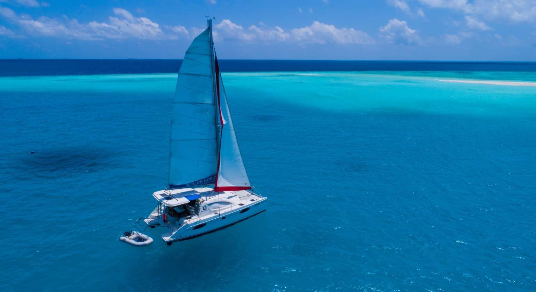 White Sand (S/Y) Catamaran
