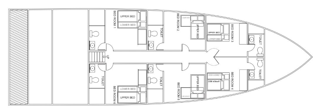 Horizon II Floor Plan