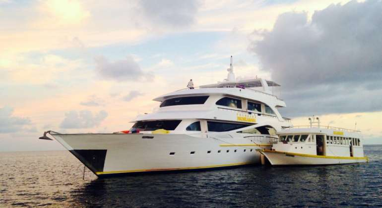 Dhonkamana Diving Liveaboard (M/Y)